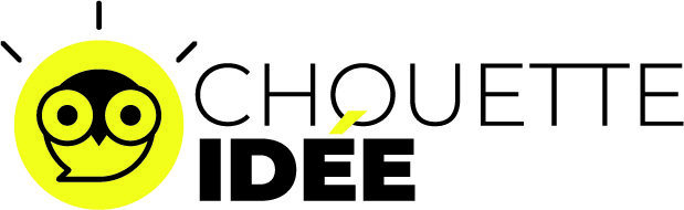 Logo Chouette idée
