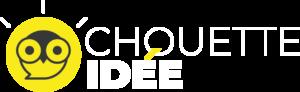 Logo chouette idée fond blanc